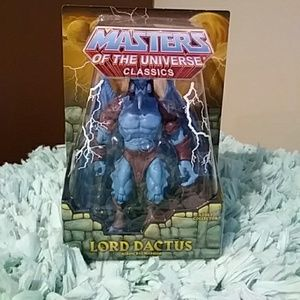 ❤Nwt Lord Dactus Masters of the Universe Toy